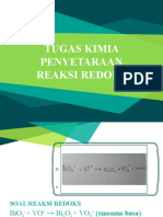 Tugas Kimia Penyetaraan Reaksi Redoks_rizky Abdillah Rasyid(28)_xii Mipa 3