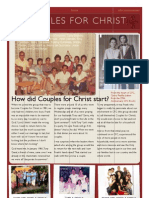 Couples for Christ Trivia part 1