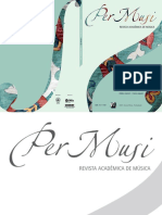 Revista Academica de Musica Ufmg -Escola