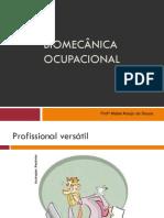Biomecu00E2nica ocupacional