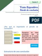 09.PÁRRAFO DE CONCLUSIÓN