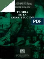 Teoria de La Constitucion-Jose Barragan - Copiar