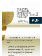 Worldview_Methodolody of Islamic Economics