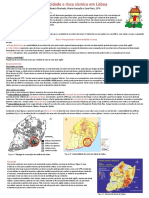 Sismicidade e risco sísmico em Lisboa
