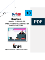 English10 q1 Mod14 Overcoming Challenges in Public Speaking v3