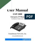 GrandstreamGXP2000