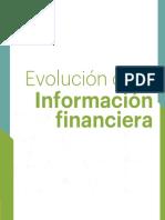 1.1 Evolucion de la informacion financiera (1)