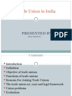 Trade Union PPT