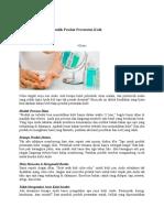 5 Kesalahan dalam Memilih Produk Perawatan Kulit