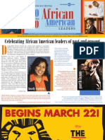 Greater Rochester 40 Under 40 African American leaders