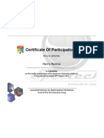 Certificate Of Participation_Harry_Ramza