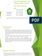 Klasifikasi Peralatan Pengolahan dan Penyajian Makanan Pada Institusi