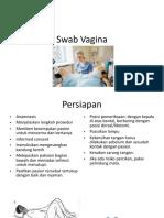 swab vagina