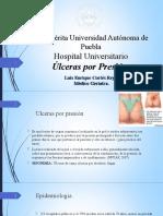 Protocolo de ulceras por presion