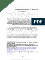 Deferred Corporate Prosecution as Corrupt Regimen