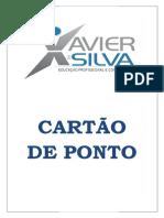 APOSTILA - CARTÃO DE PONTO
