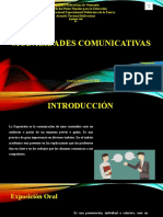 Modalidades Comunicativas
