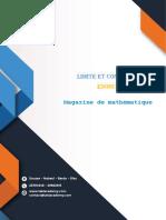 79049 Magazine1limites Et Continuiteenonce PDF (1)