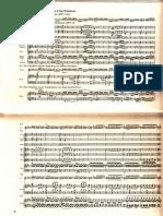 Bach Partita E-Dur Transkriptionen