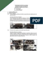 cuadro resultados armado de tres cuartos motor - Buestan - Barbecho
