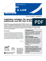 New HIV Laws in Western Africa