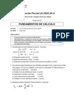 Eval Parcial- Fund_ Cáculo_ GQT- 2020-20- A- TIPO -(a)