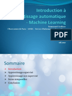 Introduction Aux ML
