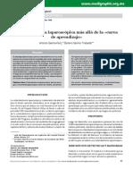 Colecistectomía Laparoscópica, mas alla de la <<Curva de Aprendizaje>>