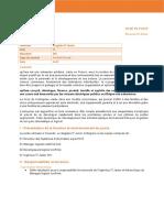 Fiche de Poste - Stagiaire IT Junior - 11.2020