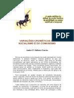 Variações Cromáticas Entre Socialismo e Comunismo - André F Falleiro Garcia