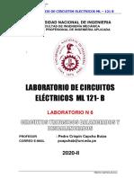 Lab 6.-Cktos Trifasicos Balanceados y Desbalanceados