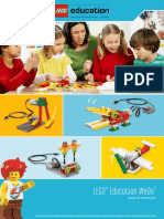 Guide Enseignant LEGO Education WeDo FR