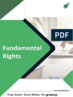 Fundamental Rights Notes 83