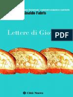 Lettere di Giovanni-Città Nuova (2007)