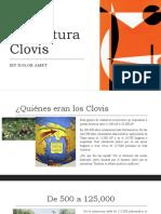 La Cultura Clovis