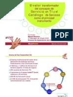 El proceso implantacion catalogo en KAO (1)