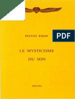 Le Mysticisme du Son