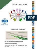 Presentacion ISO 9001_2015