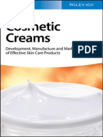 RAHSE, WILFRIED - COSMETIC CREAMS _ Development and Formulation of Effective Skin Care Products-WILEY-VCH (2019)