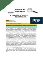 EXAMEN FINAL DE PROYECTO DE INVESTIGACION DEYSI