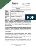 GTI 1. Civil Law y Common Law.