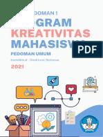 Pedoman PKM 2021