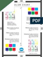A4 Colour Chart 2