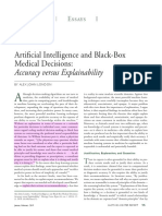 1Artificial Intelligence and Black-Box