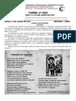4º ANO BLOCO UNIFICADO 15.06-2