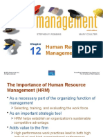 Chapter 12_Human Resource Management
