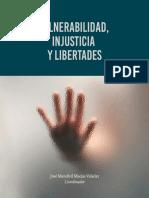 José Mendívil (Coordinador). Vulnerabilidad, Injusticia y Libertades.2020