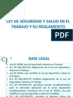 05_ley SST y Su Reglamento Ppt