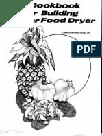 building a solar food dryer