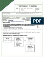 GUIA # 2  CIENCIAN NATURALES GRADO 5° I  PERIODO - copia